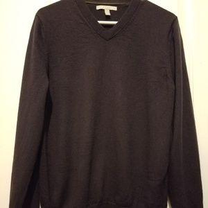 Donating Soon...Mens NORDSTROM Vneck Sweater-M